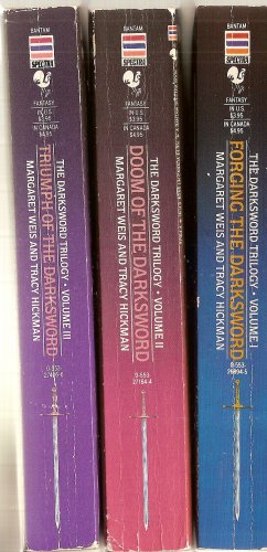 The Darksword Trilogy by Margaret Weis & Tracy Hickman