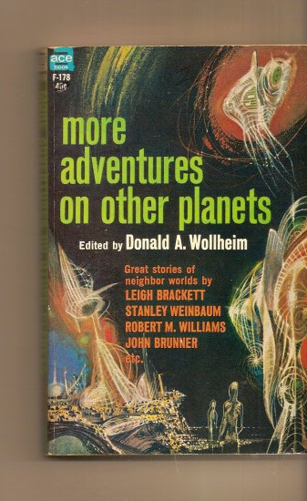 More Adventure On Other Planets Edited by Donald A. Wolheim