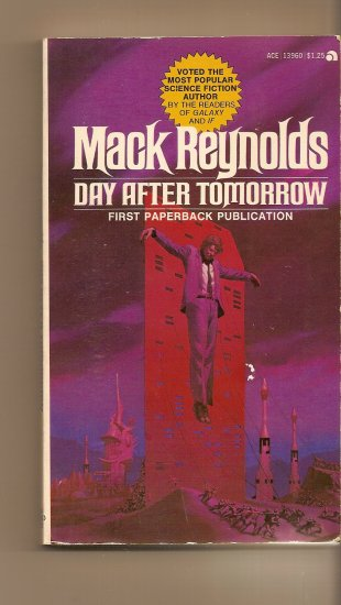Day After Tomorrow by Mack Reynolds