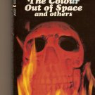 The Colour Out Of Space and Others, by H.P. Lovecraft