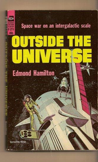 Outside The Universe by Edmond Hamilton