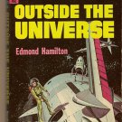 Outside The Universe by Edmond Hamilton