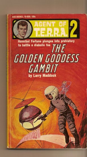 The Golden Goddess Gambit By Larry Maddock