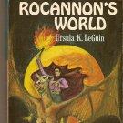 Rocannon's World By Ursula K. Le Guin & The Kar-Chee Reign by Avram DAvidson