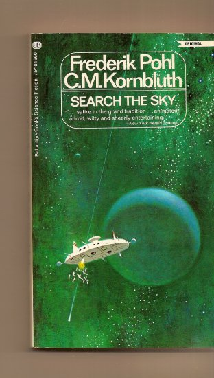 Search The Sky by Frederick Pohl & C. M. Kornbluth
