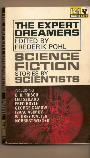 The Expert Dreamers By Frederick Pohl