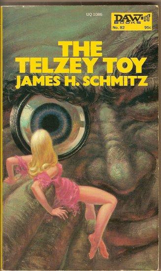 The Telzey Toy by James H. Schmitz