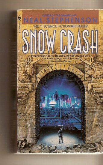 Snow Crash By Neal Stephenson