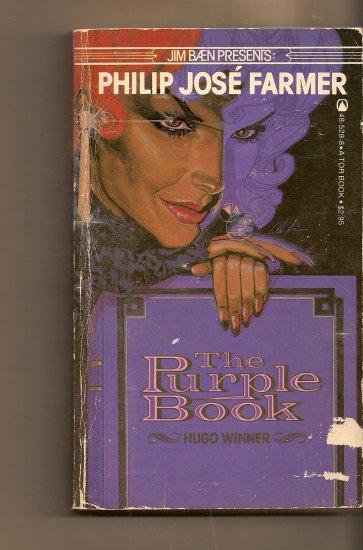 The Purple Book By Philip Jose Farmer