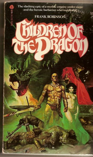 Children of The Dragon By Frank Robinson