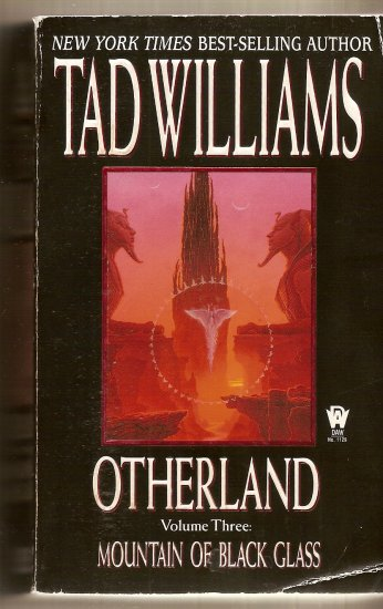 Mountain Of Black Glass, Otherland By Tad Williams