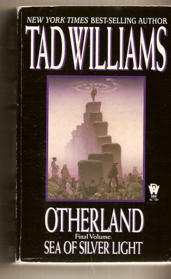 Sea of Silver Light, Overland By Tad Williams