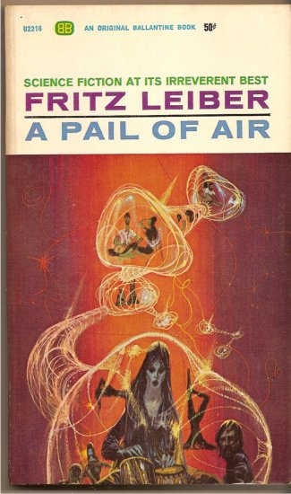 A Pail of Air By Fritz Leiber # U2216