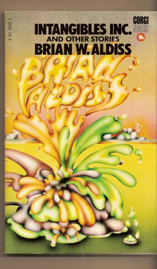 Intangibles Inc. and Other Stories By Brian W. Aldiss