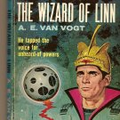 The Wizard Of Linn By A.E. Van Vogt (#2 of Mutant Mage)
