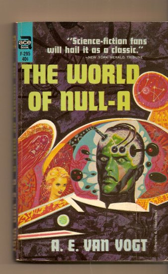 The World of Null-A By A.E. Van Vogt