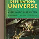Destination Universe By A.E. Van Vogt