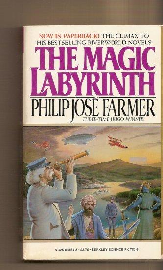 Magic Labyrinth By Philip Jose Farmer