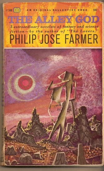 The Alley God By Philip Jose Farmer