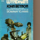 Stowaway To Mars By John Wyndham writing as John Beynon