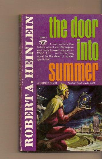 The Door Into Summer By  Robert A. Heinlein