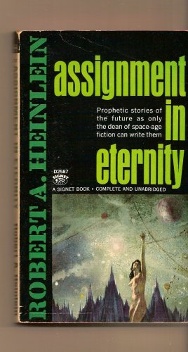 Assignment in Eternity By Robert A. Heinlein