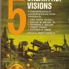 5 Unearthly Visions By Groff Conklin