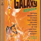 The Fourth Galaxy Reader by H.L.Gold