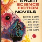 Six Great Short Science Fiction Novels edited by Groff Conklin