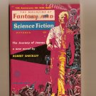 Magazine Of Fantasy And Science Fiction October1962, 13th Anniversary All Star Issue