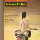 Magazine Of Fantasy And Science Fiction, November 1966. Edited By Edward L. Ferman,