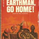 Earthman, Go Home! By Harlan Ellison