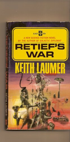 Retief's War By Keith Laumer