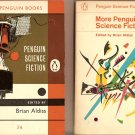 Penguin Science Fiction & More Penguin Science Fiction edited by Brian Aldiss