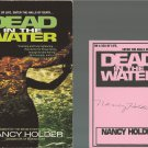 DEAD IN THE WATER BY NANCY HOLDER