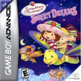 Strawberry Shortcake Sweet Dreams Game Boy Advance New