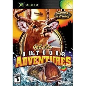 Cabela's Outdoor Adventures Xbox