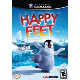 Happy Feet Gamecube New