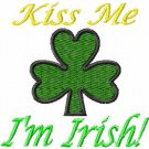 Shamrock Machine Embroidery Design