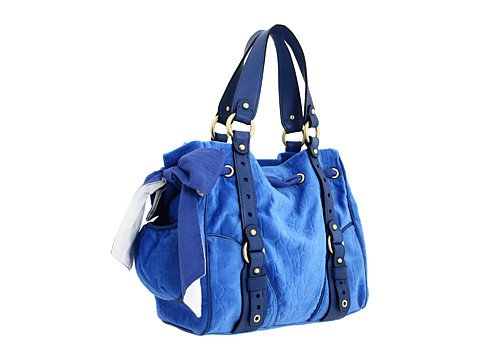 JUICY COUTURE Embossed Croco Daydreamer $135 FREE SHIPPING