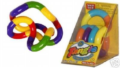 TANGLE JR Fidget Toy ADHD Favor GAME Autism PUZZLE SPED