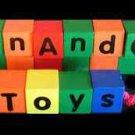 3 TANGLE Fidget Toy ADHD AUTISM Textured Metallic SPED
