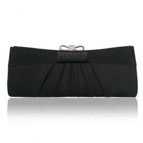 Gorgeous Silk Evening Bag Handbag Purse Clutch (0771)