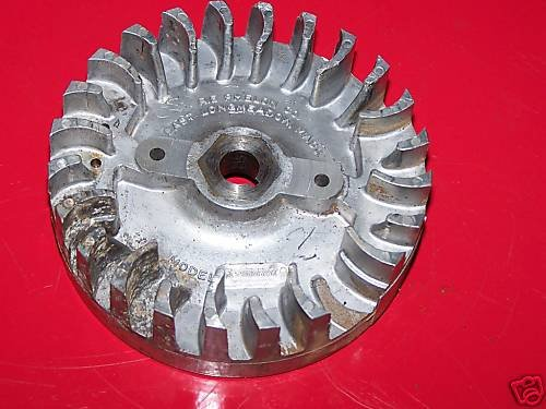 WRIGHT C40 CHAINSAW FLYWHEEL