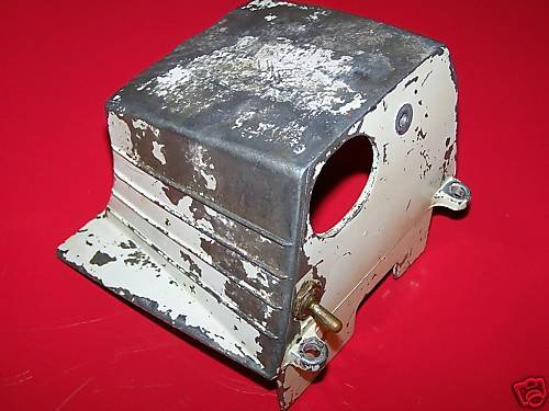 WRIGHT 40 CHAINSAW CYLINDER COVER