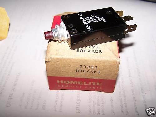 homelite breaker  20891 new