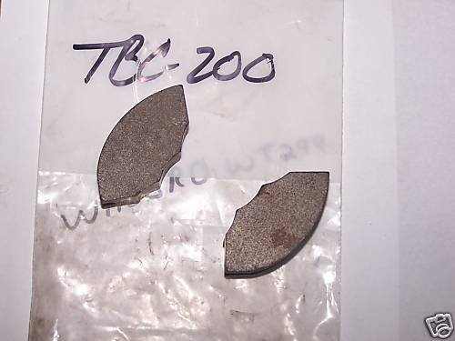 Tanaka Grass Trimmer TBC-200 CLUTCH SHOES