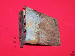 WRIGHT 40 CHAINSAW MUFFLER COVER