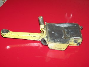 PIONEER 1450 CHAINSAW REAR BOTTOM NANDLE OIL TANK