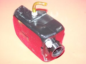 PARTNER R18  CHAINSAW GAS TANK